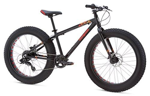 Mongoose Boys Argus Fat Tire Bicycle 24