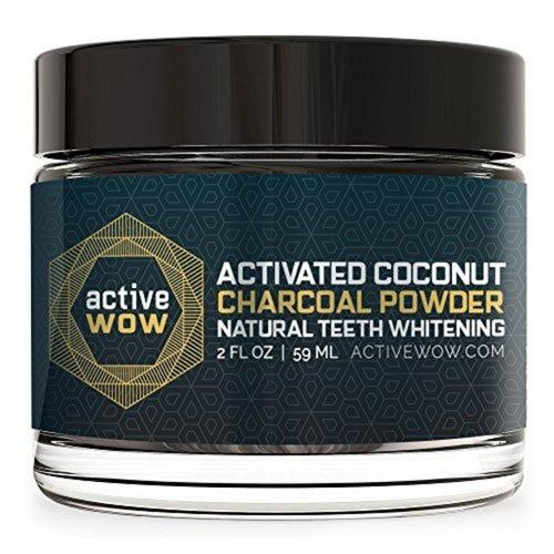 Teeth Whitening Charcoal Powder Natural Beauty & Health Active Wow