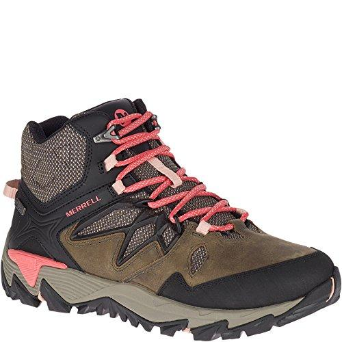 Merrell Women's All Out Blaze 2 Mid Waterproof Hiking Boot