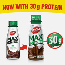 Max Protein Drink Supplement Boost Nutritional Drinks