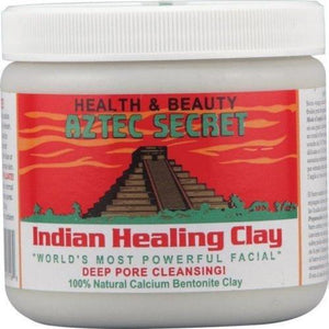 AZTEC SECRET FACE HEALING CLAY, Pack of 12