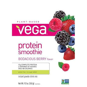 Protein Smoothie, Bodacious Berry, 12 Servings
