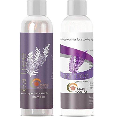 Tea Tree Oil Shampoo and Hair Conditioner Set