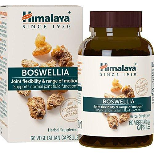 Boswellia/Shallaki, 60 VCaps for Joint Support 250mg Supplement Himalaya Herbal Healthcare