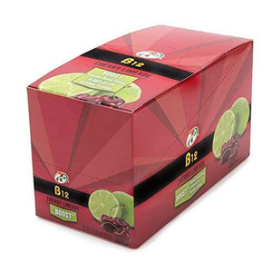7-Select Vitamin B12 Natural Energy Shots (Cherry Limeade) 2 oz, 8 Pack Box