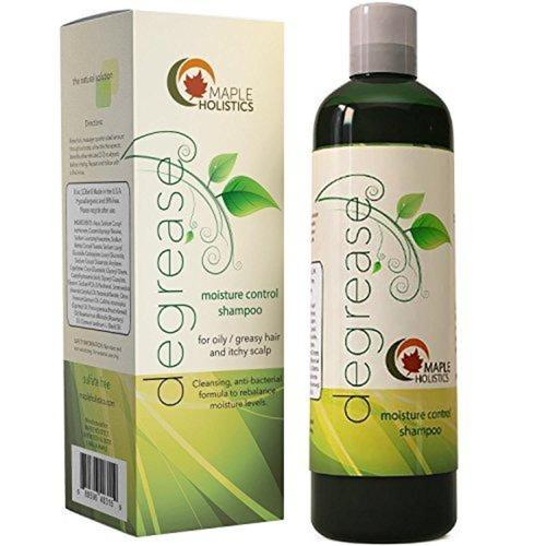 Shampoo for Oily Hair & Oily Scalp Beauty & Health Maple Holistics