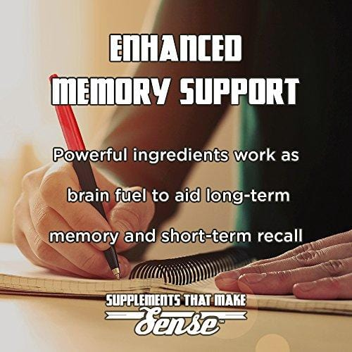VINTAGE BRIGHT - Nootropic, Focus & Memory Enhancement Formula Supplement Old School Labs