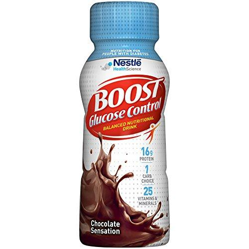 Glucose Control Nutritional Drink Supplement Boost Nutritional Drinks