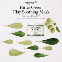 Bitter Green Soothing Clay Facial Mask