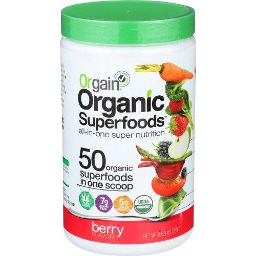 Orgain Organic Superfoods Supplement Orgain