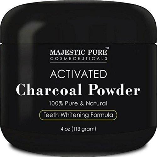 Teeth Whitening Charcoal Beauty & Health Majestic Pure