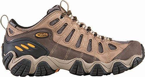 Oboz Men's Sawtooth Low Bdry Multisport Shoe,Walnut,10.5 M US