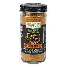 Organic Turmeric Twist Savory Blend | Turmeric, Chipotle, Garlic, Black Pepper