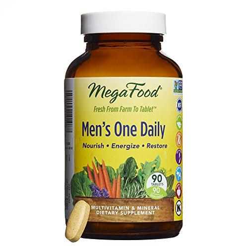 Men's One Daily, Supports Energy Levels & a Healthy Stress Response Supplement MegaFood