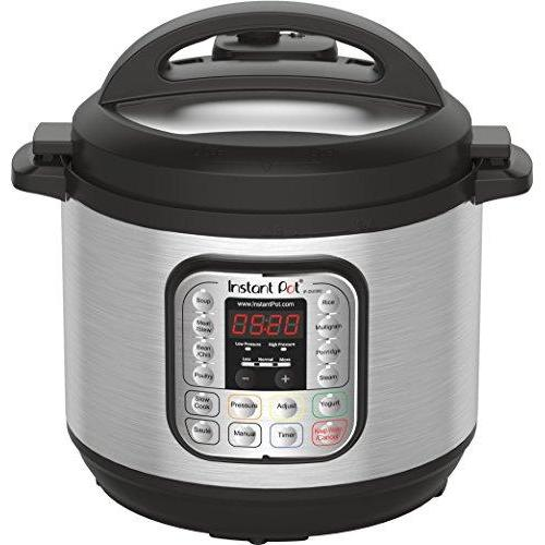 DUO80 8 Qt 7-in-1 Multi- Use Programmable Pressure Cooker, Slow Cooker, Rice Cooker, Steamer, Sauté, Yogurt Maker and Warmer Kitchen & Dining Instant Pot