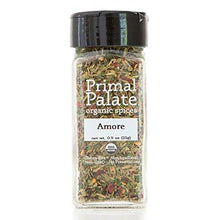 Organic Spices Amore Seasoning, Certified Organic Food & Drink Primal Palate Organic Spices