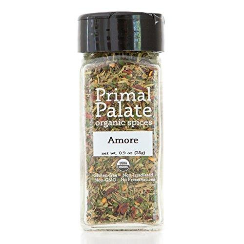 Organic Spices Amore Seasoning, Certified Organic