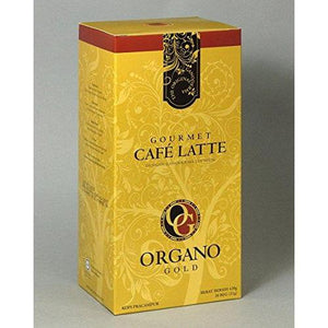 Organo Gold Gourmet Cafe Latte Coffee With Ganoderma Lucidum