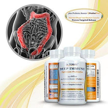 Probiotic plus Ultimate Prebiotic (Patented) Supplement Dr. Tobias