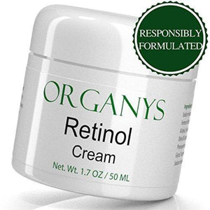 Retinol Cream Beauty & Health Organys