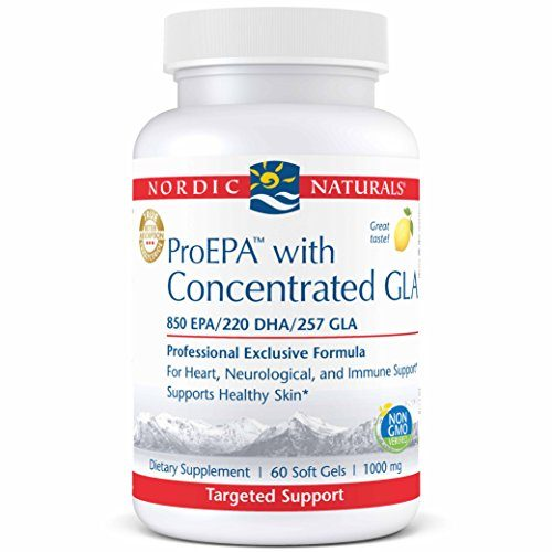 Nordic Naturals Proepa With Concentrated Gla - Fish Oil, Borage Oil