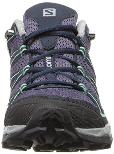 Salomon Women's X ULTRA PRIME W Hiking Shoe, artist grey, 7.5 M US