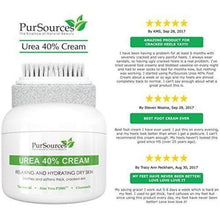 Urea 40% Foot Cream Beauty & Health PurSources