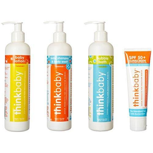 Baby Care Essentials Set Beauty & Health Thinkbaby