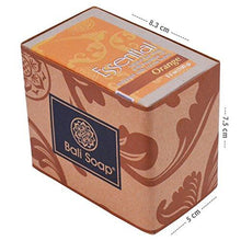 Bali Soap - Natural Bar Soap, Orange Essential Oil, 3.5 Oz each (Pack of 3)