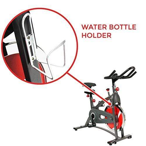 Sunny Health & Fitness SF-B1423 Belt Drive Indoor Cycling Bike Sport & Recreation Sunny Health & Fitness