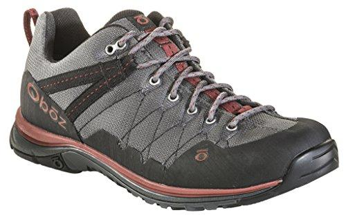 Oboz M-Trail Low Shoes - Men's Dark Shadow/Russet 13
