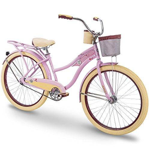 Huffy 26 Holbrook Womens Cruiser Bike, Pink, Frame