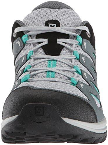 Salomon Women's Ellipse 3 AERO W USA Trail Running Shoe, Quarry, 8 M US