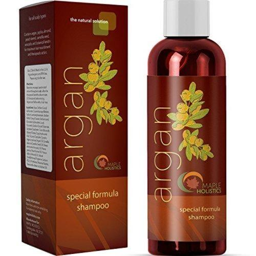 Argan Oil Shampoo Beauty & Health Maple Holistics