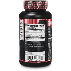 N.O. XT Nitric Oxide Supplement