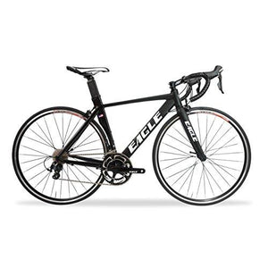 Eagle AZ1 Aero Road Bike - Made of High End Aluminum and paired with Shimano 105-50cm (50, Shimano 105)