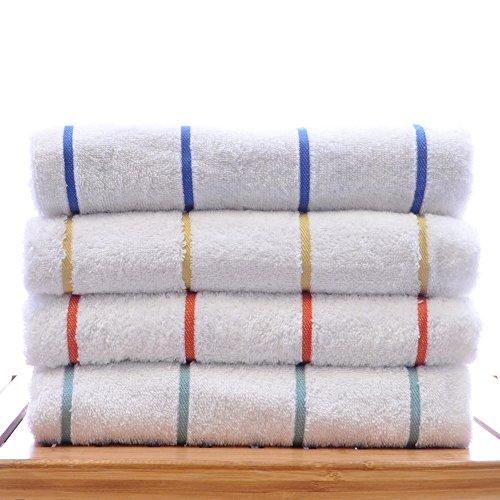Luxury Hotel Towel Turkish Cotton Extra Large Pool-Beach Towel Set (Set of 4, Variety Pack)