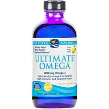 Nordic Naturals - Ultimate Omega, Support for a Healthy Heart, 8 Ounces (FFP)
