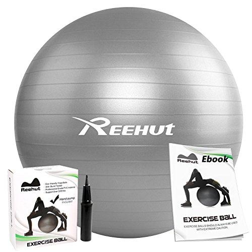 Anti-Burst Core Exercise Ball
