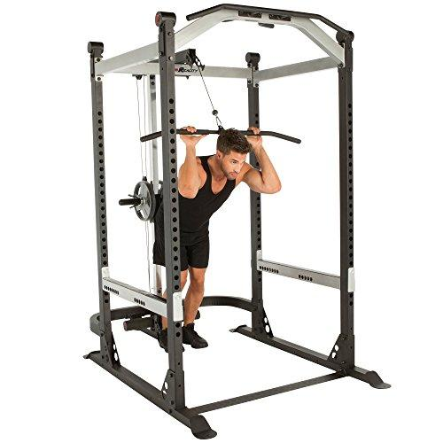 Fitness Reality X-Class Light Commercial High Capacity Olympic Power Cage Sport & Recreation Fitness Reality