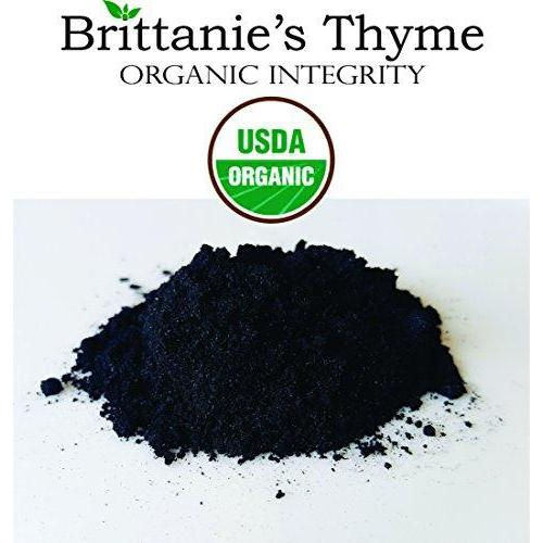 The Only USDA Certified Organic Activated Charcoal Deodorant Beauty & Health Brittanie's Thyme