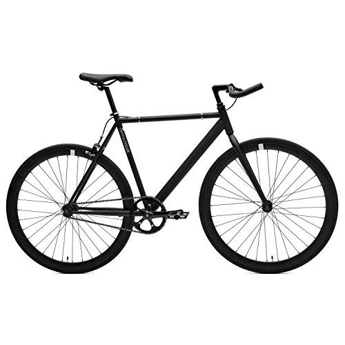 Critical Cycles Classic Fixed-Gear Single-Speed Track Bike with Pursuit Bullhorn Bars Sport & Recreation Critical Cycles