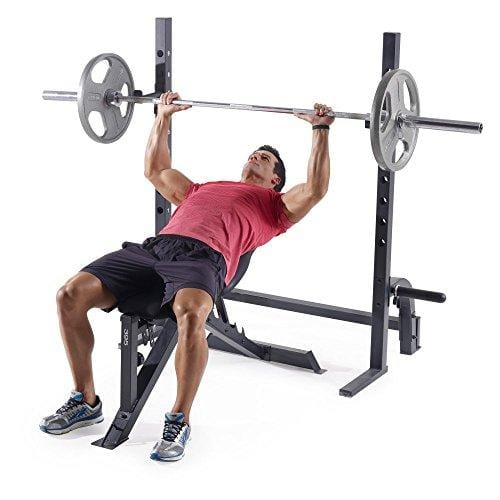 Weider Pro 395 B Olympic Bench Sport & Recreation Weider