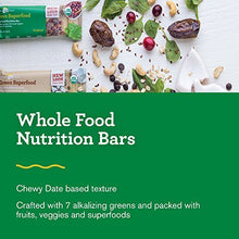 Amazing Grass Green Superfood Whole Food Nutrition Bar - Original 12-2.1 OZ. (60 G) BARS