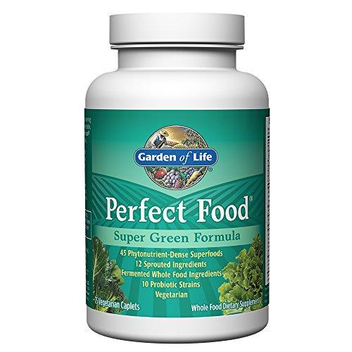 Whole Food Vegetable Supplement Supplement Garden of Life