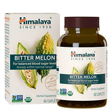 Organic Bitter Melon/Karela, Balanced Blood Sugar Level