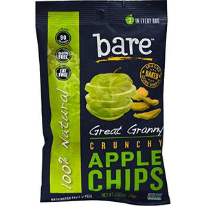 Great Granny Crunchy Apple Chips, 1.69 oz (48 g) - 2pcs