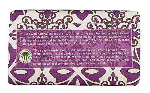 Desert Essence Soap Bar Lavender - 5 oz