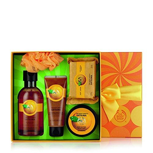 The Body Shop Satsuma Essential Selection Gift Set