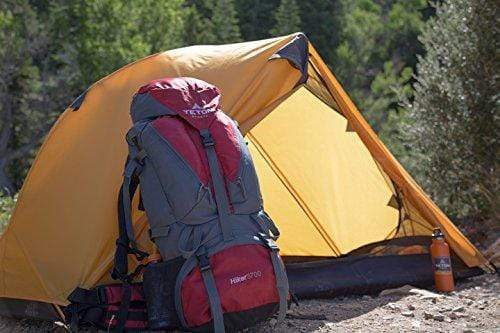 TETON Sports Mountain Ultra 3 Tent; 3 Person Backpacking Dome Tent Includes Footprint and Rainfly; Quick and Easy Setup; Ready in an Instant When You Need to Get Outdoors; Clip-On Rainfly Included